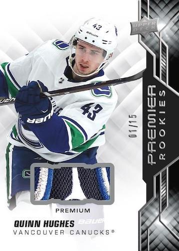 2019-20 Upper Deck Premier Hockey Cards 4