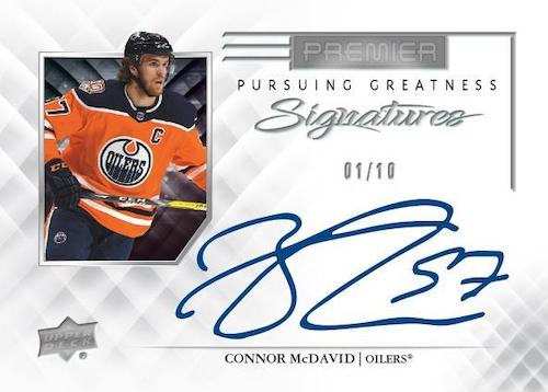 2019-20 Upper Deck Premier Hockey Cards 7