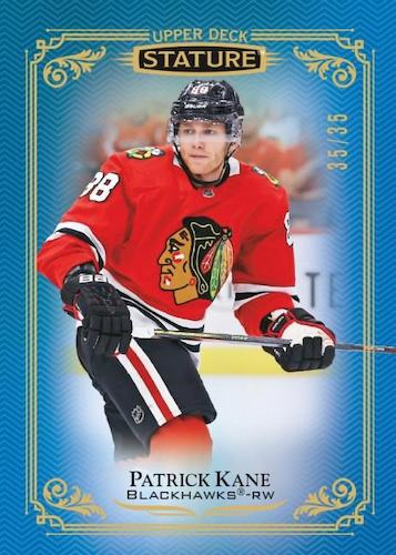 2019-20 Upper Deck Stature Hockey Cards 2