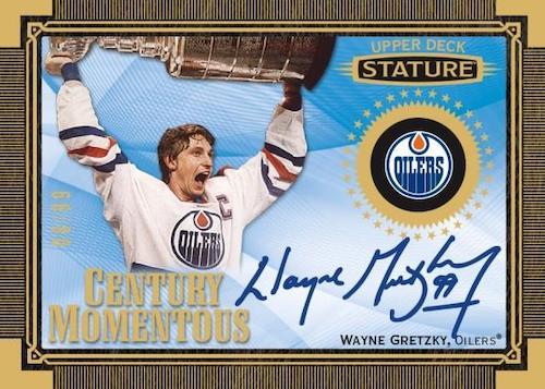 2019-20 Upper Deck Stature Hockey Cards 5