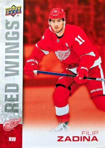 2019-20 Upper Deck Tim Hortons Team Set Hockey Cards 3