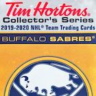 2019-20 Upper Deck Tim Hortons Team Set Hockey Cards