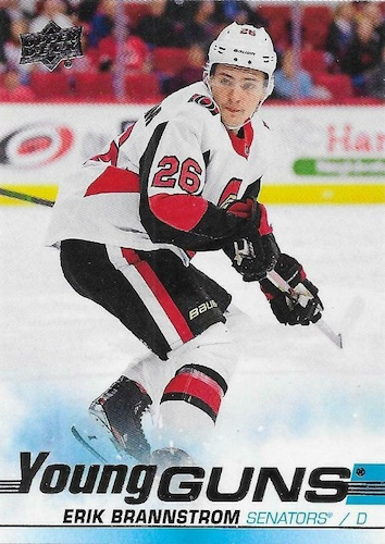 2019-20 Upper Deck Young Guns Rookie Checklist and Gallery 67