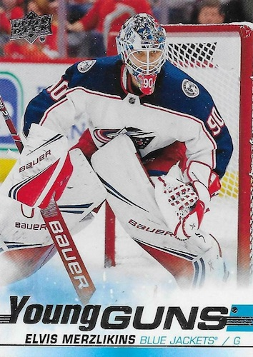2019-20 Upper Deck Young Guns Rookie Checklist and Gallery 69