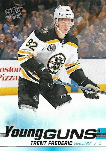2019-20 Upper Deck Young Guns Rookie Checklist and Gallery 75