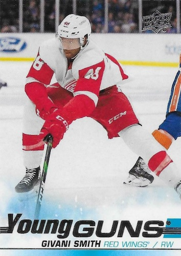 2019-20 Upper Deck Young Guns Rookie Checklist and Gallery 77