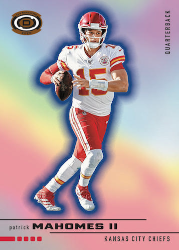 2019 Panini Chronicles Football Cards 5