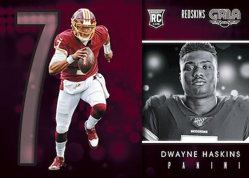 2019 Panini Chronicles Football Cards 4