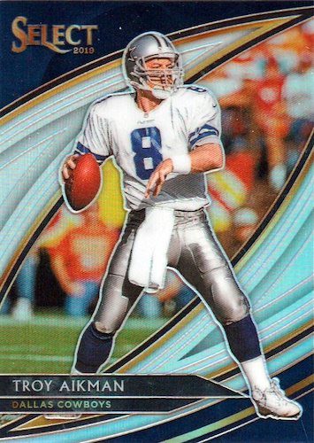 2019 Panini Select Football Cards - XRC Redemption Checklist Added 13
