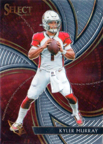 2019 Panini Select Football Cards - XRC Redemption Checklist Added 24