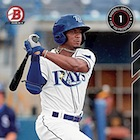 2020 Bowman Next Baseball Cards - 2021 Top Prospects Wave 4 Checklist