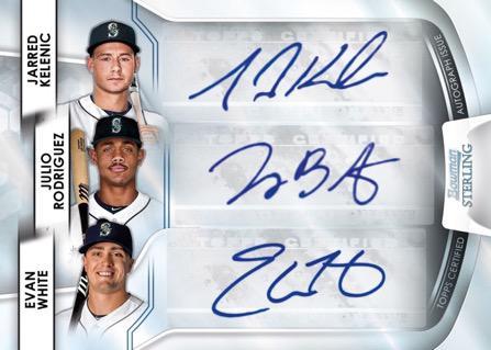 2020 Bowman Sterling Baseball Cards 6
