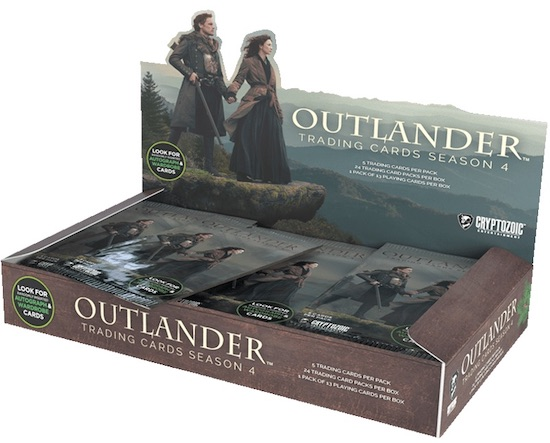 2020 Cryptozoic Outlander Season 4 Trading Cards - eBay Exclusives Wave 2 9