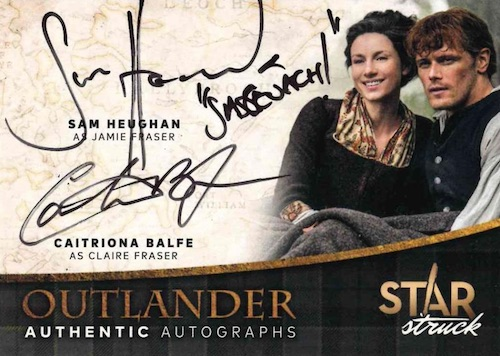 2020 Cryptozoic Outlander Season 4 Trading Cards - eBay Exclusives Wave 2 8