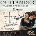 2020 Cryptozoic Outlander Season 4 Trading Cards - eBay Exclusives Wave 2