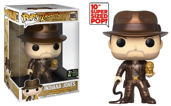 Ultimate Funko Pop Indiana Jones Figures Checklist and Gallery 4