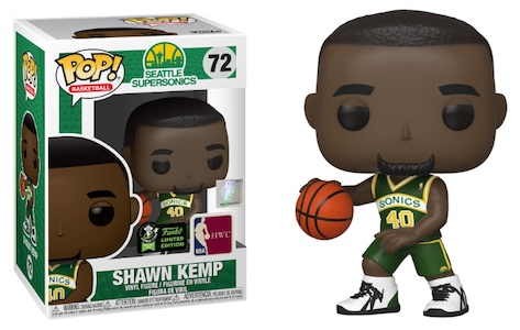 Ultimate Funko Pop Basketball Figures Gallery and Checklist 78