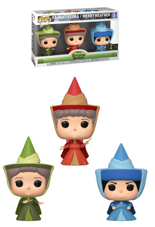 2020 Funko Emerald City Comic Con Exclusives Guide - Shared Figures 30