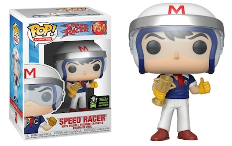 Funko Pop Speed Racer Figures 4