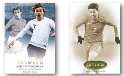 2020 Futera Unique World Football Soccer Cards 1