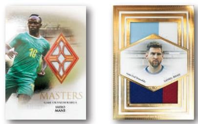 2020 Futera Unique World Football Soccer Cards 2
