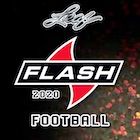 2020 Leaf Flash Football