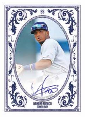 2020 Onyx Vintage Baseball Cards 5