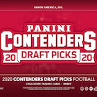 2020 Panini Contenders Draft Picks Football Cards