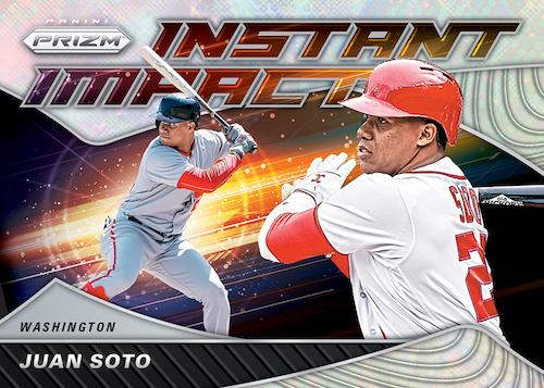 2020 Panini Prizm Baseball Cards - Checklist Added 5