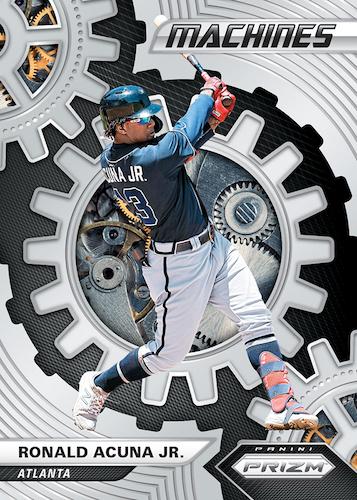 2020 Panini Prizm Baseball Cards - Checklist Added 6