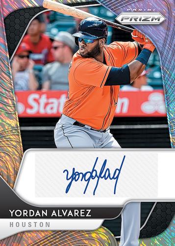2020 Panini Prizm Baseball Cards - Checklist Added 9