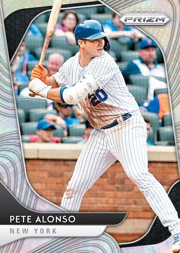 2020 Panini Prizm Baseball Cards - Checklist Added 3