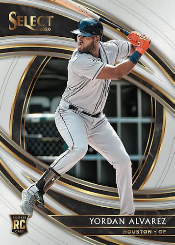 2020 Panini Select Baseball Cards 4