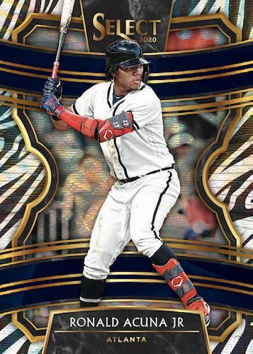 2020 Panini Select Baseball Cards 3