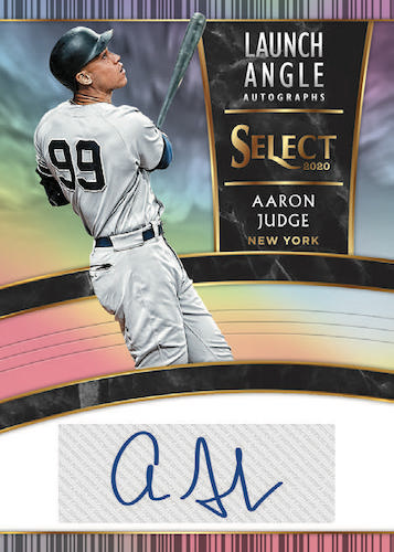 2020 Panini Select Baseball Cards 8