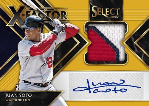2020 Panini Select Baseball Cards 9