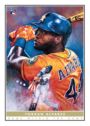 2020 Topps Game Within the Game Baseball Cards - Card #3 Griffey 4