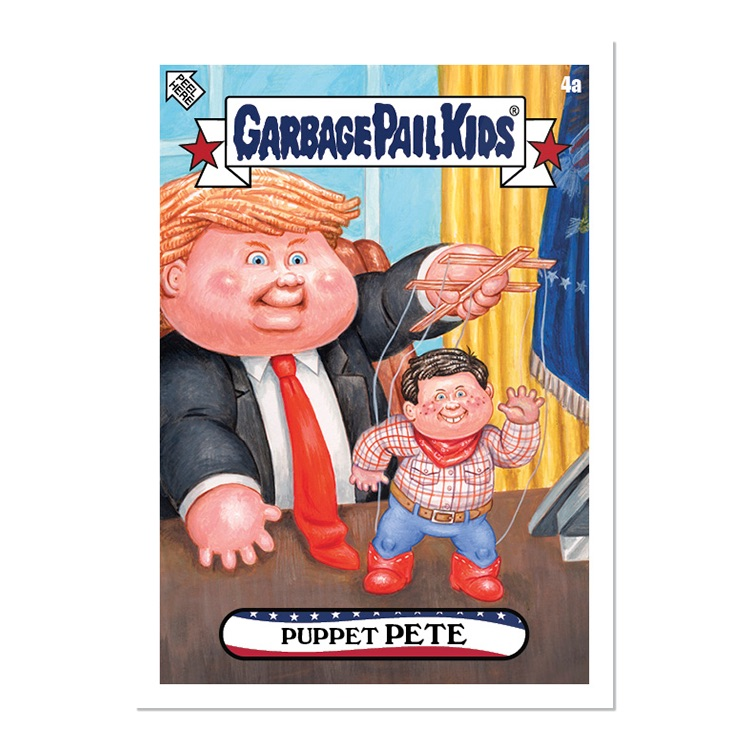2020 Topps Garbage Pail Kids Exclusive Set Checklists