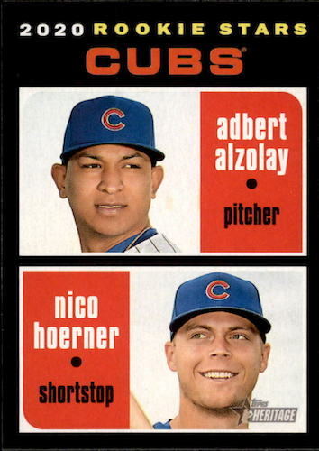 2020 Topps Heritage Baseball Variations Gallery and Checklist 8