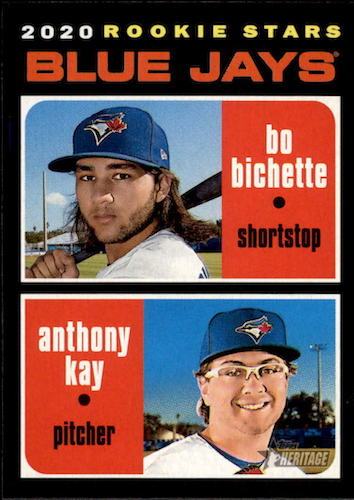 2020 Topps Heritage Baseball Variations Gallery and Checklist 2