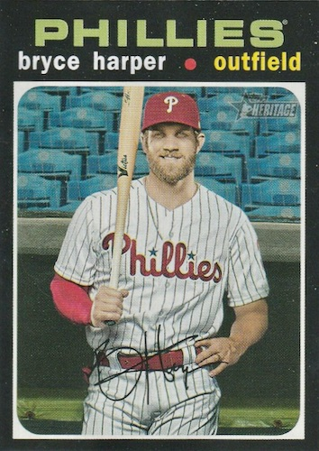 2020 Topps Heritage Baseball Variations Gallery and Checklist 38