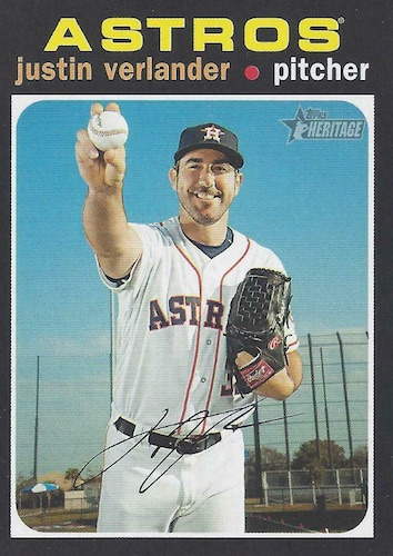 2020 Topps Heritage Baseball Variations Gallery and Checklist 48