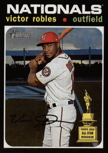 2020 Topps Heritage Baseball Variations Gallery and Checklist 111