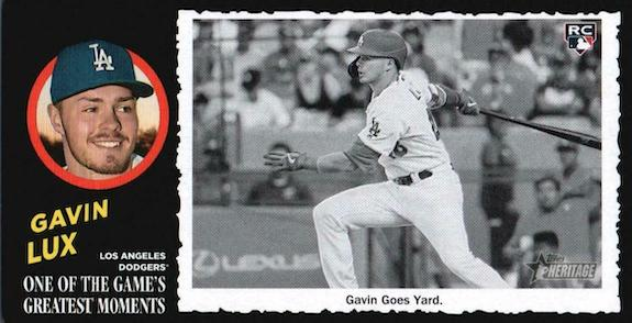 2020 Topps Heritage Baseball Cards 27