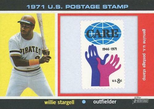 2020 Topps Heritage Baseball Cards 18