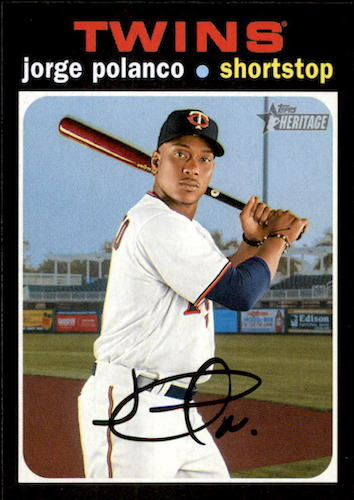 2020 Topps Heritage Baseball Variations Gallery and Checklist 91
