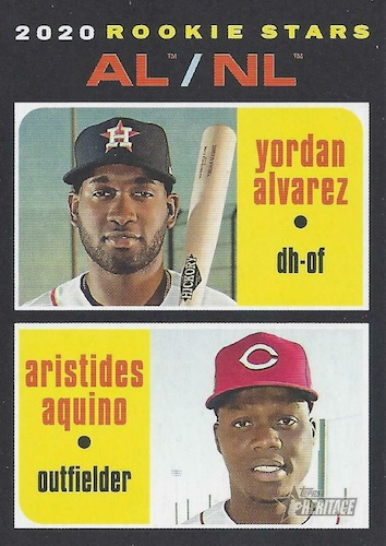 2020 Topps Heritage Baseball Variations Gallery and Checklist 4