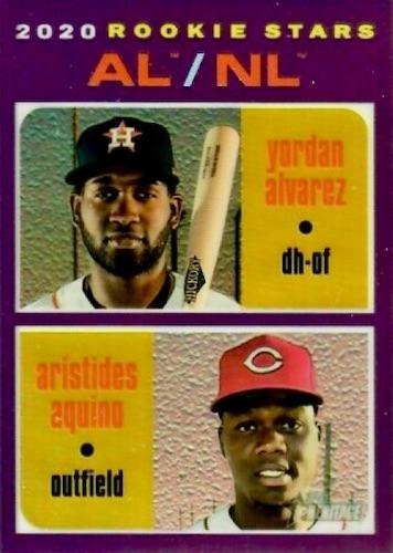2020 Topps Heritage Baseball Cards 11