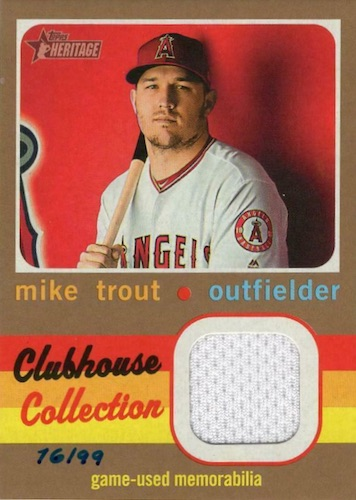 2020 Topps Heritage Baseball Cards 16