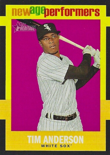 2020 Topps Heritage Baseball Cards 24